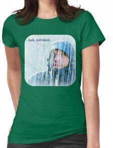 Jack Johnson Brushfire Fairytales Womens Fitted T-Shirt