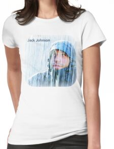 Jack Johnson Brushfire Fairytales Womens Fitted T-Shirt