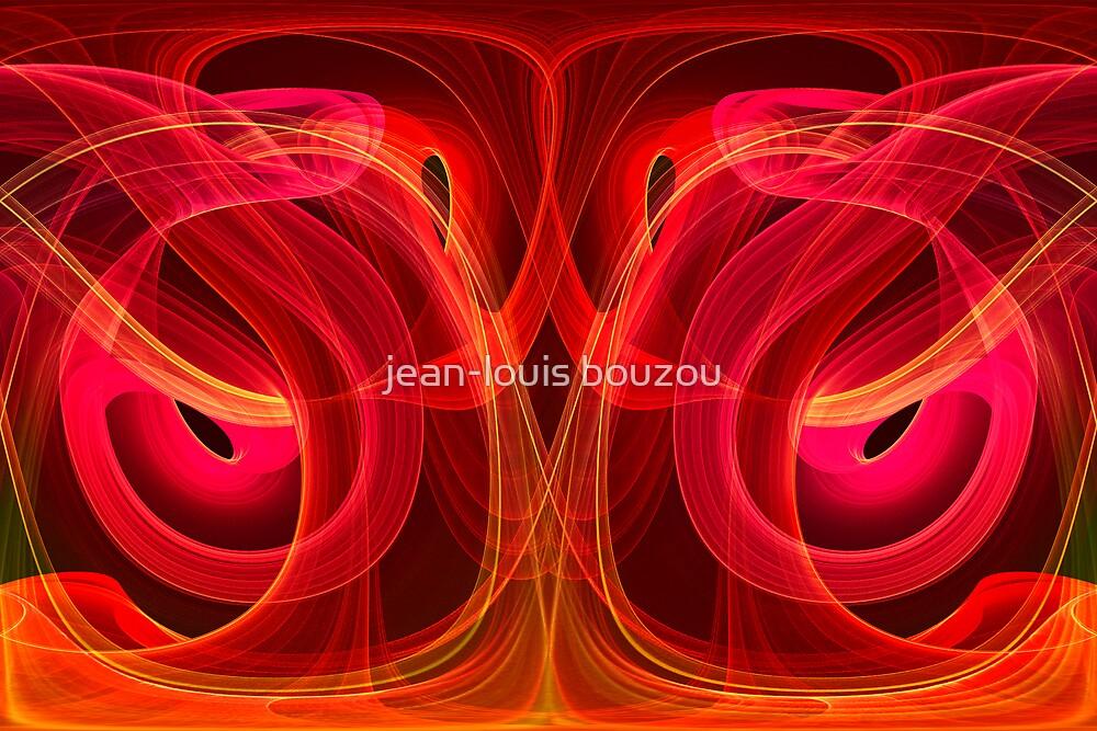 The Devil's Eyes by jean-louis bouzou
