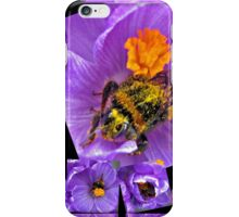 The Messiest Bee You Ever Did See! iPhone Case/Skin
