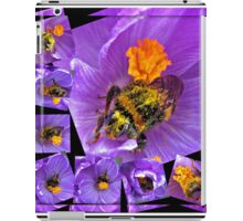 The Messiest Bee You Ever Did See! iPad Case/Skin