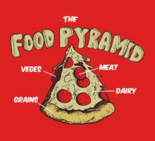 Food Pyramid by wearviral