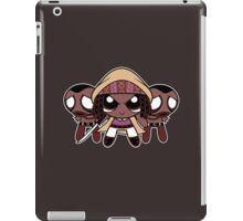 Powerpuff Michonne iPad Case/Skin