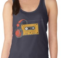 The Mixed Tape Women's Tank Top