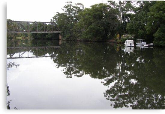 3 Boats by Graham Mewburn