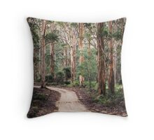 Boranup Drive Throw Pillow