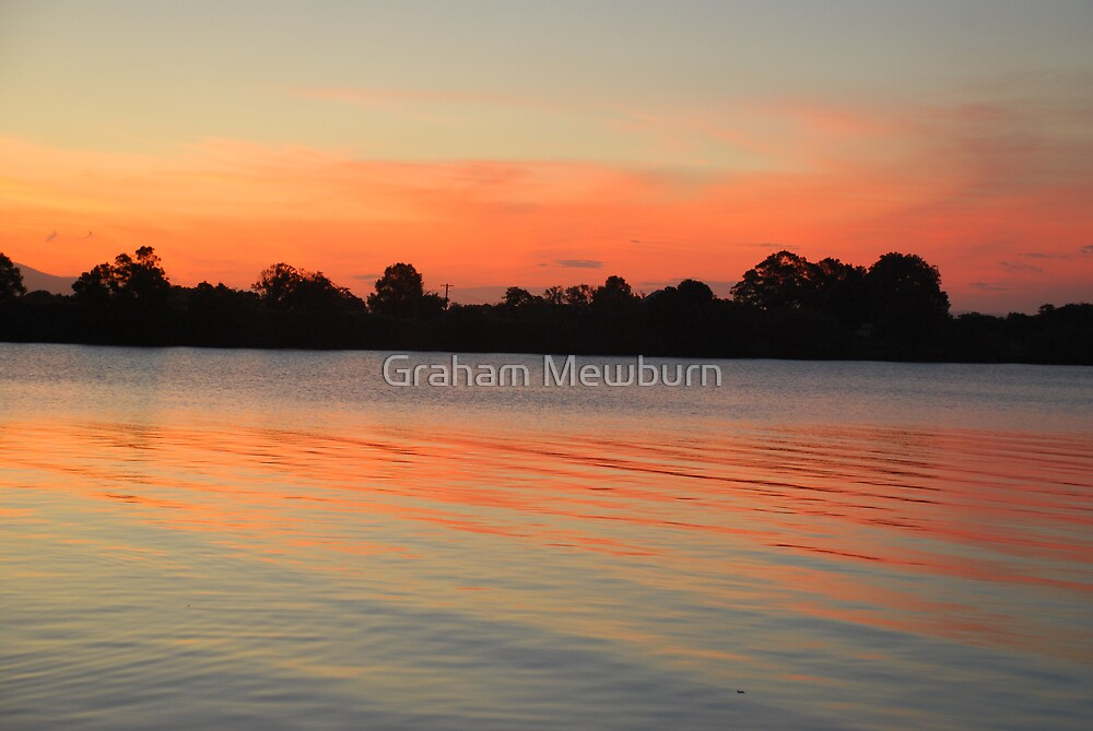 Blood River by Graham Mewburn