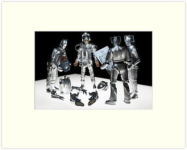 How many Cybermen... by Corbin Adler