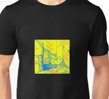 Center Of The Great Pyramid Unisex T-Shirt