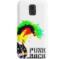 Punk Rock Mohawk Samsung Galaxy Case/Skin