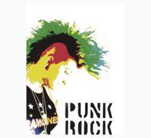 Punk Rock Mohawk T-Shirt
