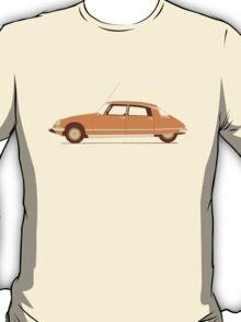Orange Ride of the Retro Future T-Shirt