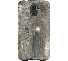 SALT SCULPTURE Samsung Galaxy Case/Skin