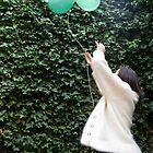 Green Essence #2 by whitelikeblack