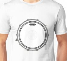 Evans Level 360 Snare Head Unisex T-Shirt
