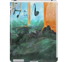 Sound of music iPad Case/Skin