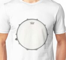 Remo Weatherking Snare Unisex T-Shirt