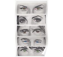 Once Upon A Time Eyes Poster