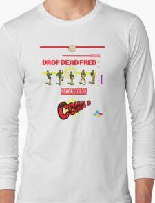 "Drop Dead Fred ""16 Bit"" Long Sleeve T-Shirt"