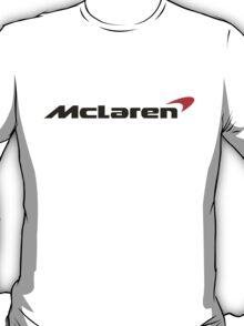 Mclaren Supercar Logo T-Shirt