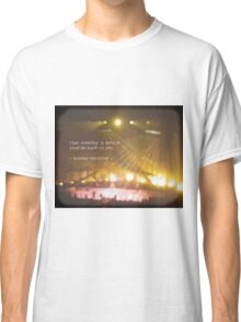 MAROON MUSIC - Sunday Morning Classic T-Shirt