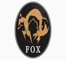 MGS - FOX Logo Kids Tee
