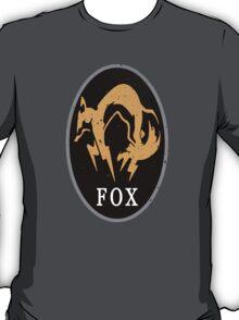 MGS - FOX Logo T-Shirt