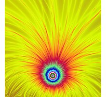 Explosion of Color Photographic Print
