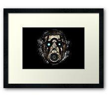 Psyco in the Dark Framed Print