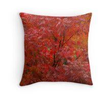 Autumn Amazement Throw Pillow