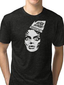 "Black Sunday ""Birthday Girl"" Tri-blend T-Shirt"