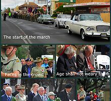 Anzac day - Cootamundra 2009 by GailD