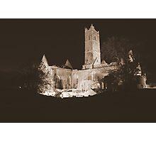 Quin Abbey Photographic Print