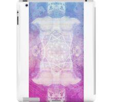 almighty pink zeus iPad Case/Skin