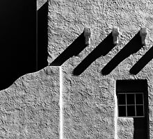 Architectural abstract by Alex Preiss