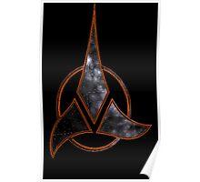 Klingon Space Poster