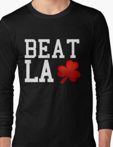 Basketball Beat LA Long Sleeve T-Shirt