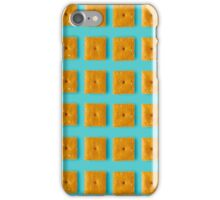 Cheeze Crackers iPhone Case/Skin
