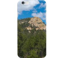 The Blue Skies of Tucson iPhone Case/Skin