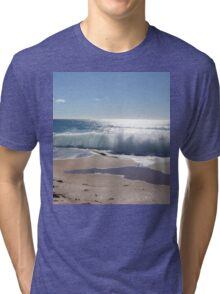Sun on the water Tri-blend T-Shirt