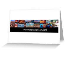 Promo Banner Greeting Card