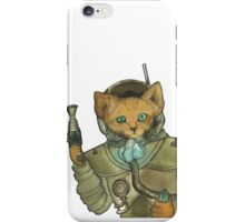 Space Pirate Fox iPhone Case/Skin