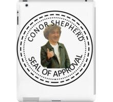 seal of approval iPad Case/Skin
