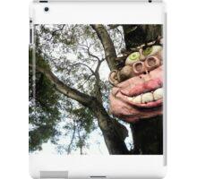 Smiling tree iPad Case/Skin