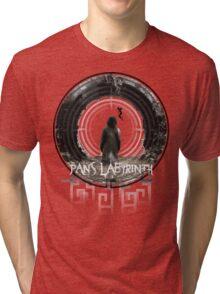 Pan's Labyrinth Arch Tri-blend T-Shirt
