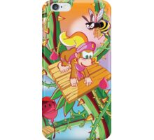 Donkey Kong Country 2 - Bramble Blast iPhone Case/Skin