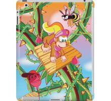 Donkey Kong Country 2 - Bramble Blast iPad Case/Skin