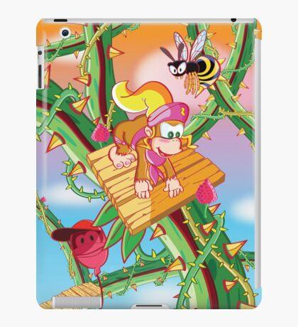 Donkey Kong Country 2 - Bramble Blast iPad Case/Skin