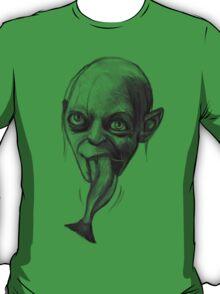 (Bigger) Gollum's breakfast T-Shirt
