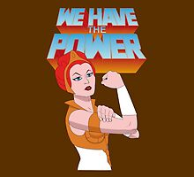 We have the power by SeroNoRes